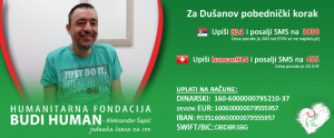 Za Dušanov pobednički korak