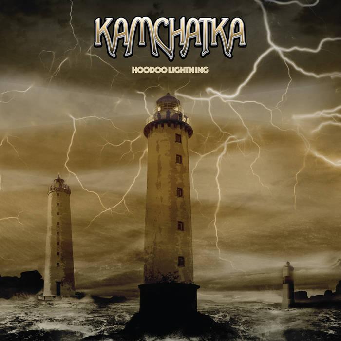 Kamchatka Hoodoo Lightning