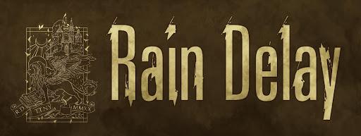 Rain Delay logo