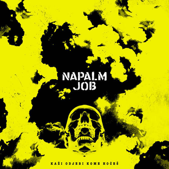 napalm job cover