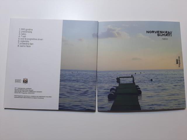 Norveska Suma cover
