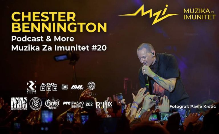 Muzika Za Imunitet #20 – U čast rođendana Chester Bennington-a