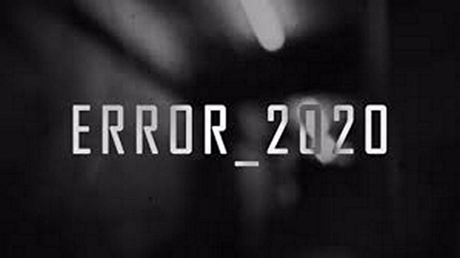 Error 2020
