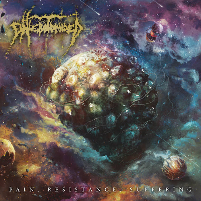 PHELOBOTOMIZED cover