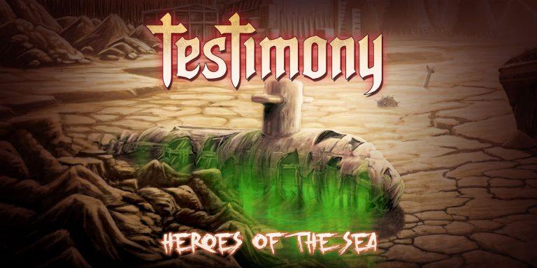 TESTIMONY objavio svoj prvi singl za TMINA RECORDS
