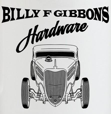 "BILLY F. GIBBONS: ""Hardware"", recenzija"