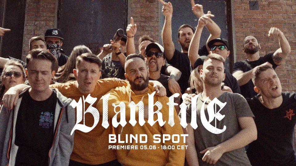 Blankfile featured