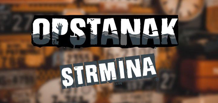 "Novo ime na NS sceni bend Opstanak i njihov prvi spot ""Strmina"""