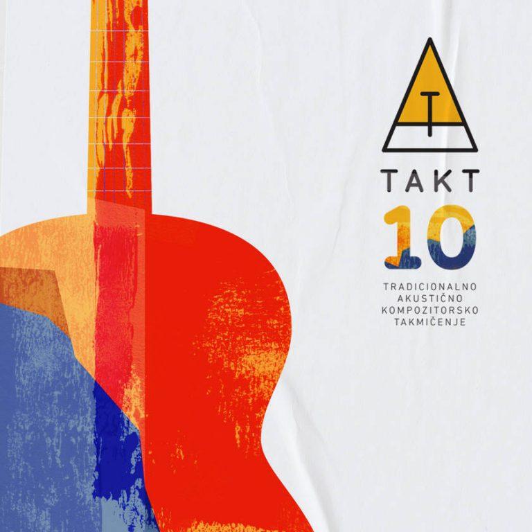Deseti, jubilarni TAKT FEST, 23. – 26. 09. (OPENS, Kineska četvrt) , Novi Sad